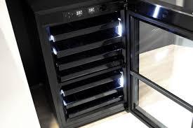 black friday wine fridge revolutionary compressor free fridge from haier reviewed com