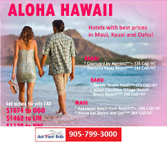 Hawaii Best Travel Deals images Aloha hawaii vacations tours hotels resorts and cheap flights png