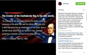 why i wave the confederate flag written by a black man what exactly does the confederate flag stand for quora