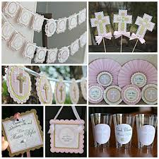 religious party favors communion decorations baptism decorations religious party
