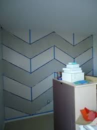 Chevron Bedrooms 16 Best Painting Images On Pinterest Architecture Backyard