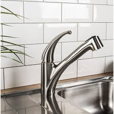 Melbourne Mono Kitchen Sink Mixer Tap With Pull Out Rinser - Kitchen sink melbourne