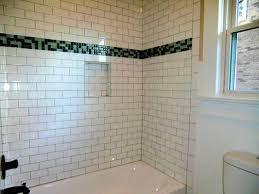 bathroom amazing luxurious subway tile bathroom images glass