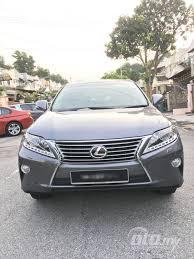 lexus malaysia used car 2014 used lexus rx 270 196079 oto my
