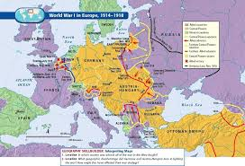 post ww1 map unit 9 ism s and the great war cheatham s