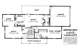 colonial homes floor plans colonial house plans namskaket 42 004 associated designs
