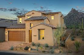 Home Design Center Scottsdale by Summit At Silverstone New Homes In Scottsdale Az