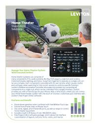 home theater solutions home theater canadian smart systems