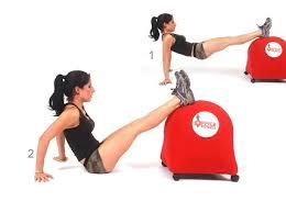 adjustable balance ball chair yoga stability ball chair