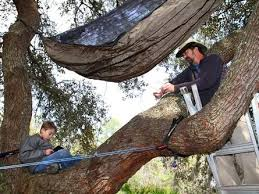 would you give hammock camping a try
