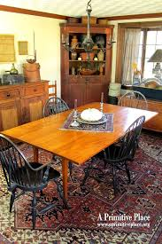 Primitive Dining Room Tables 104 Best Primitive Dining Room Images On Pinterest Primitive