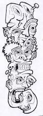 tattoo flash line art by jakehawn on deviantart