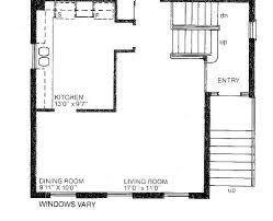 Four Square House Plans Anatomy Of A Plan U2013 The Raised Bungalow In Bramalea Bramaleablog