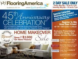 my flooring america 45th anniversary celebration houston tx patch