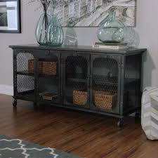 room and board zen media cabinet metal bexley storage cabinet world market