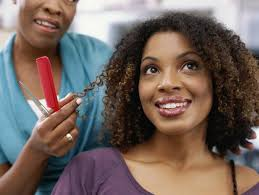 jobseeker in media for hairstyle beauty in south africa and hair salon apprenticeship