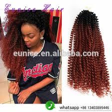 ombre crochet braids synthetic crochet braids twist braiding hair 16 inch ombre