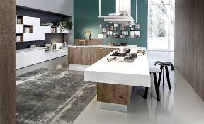 Italian Kitchen Furniture Charming Eco Modern Kitchen Furniture Simple Lines And Minimalist