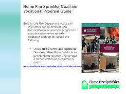 vocational student program fire services