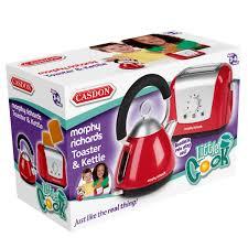 Morphy Richards Kettle And Toaster Set Casdon Morphy Richards Kitchen Play Set Buydirect4u