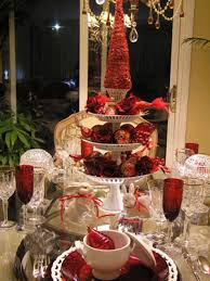 table decoration ideas for a christmas party room decorating