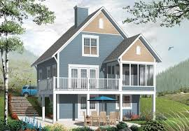 2 story cabin plans lake front plan 1 356 square 3 bedrooms 2 bathrooms 034
