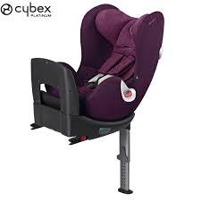 siege auto bebe cybex sirona de cybex siège auto groupe 0 1 18kg aubert