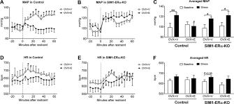 Map Mean Arterial Pressure Estrogen Receptor α In The Medial Amygdala Prevents Stress Induced