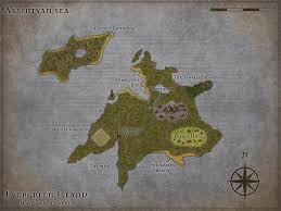 Dnd World Map by Cat Sanctuary Map In My Dnd World Run By Dwarven Druid Katnip