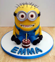 how to make a minion birthday cake with impressive cream how to
