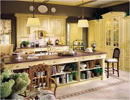 country kitchen ideas pictures loden green brown beige country kitchen ideas