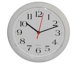 horloge murale cuisine grande horloge murale blanche collection avec horloge murale cuisine