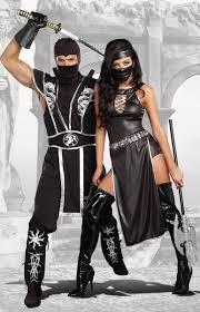 Samurai Halloween Costume Blades Death Ninja Halloween Costume Men