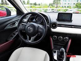 mazda cx3 interior 2016 mazda cx 3 vs honda hr v the sub compact crossover goes