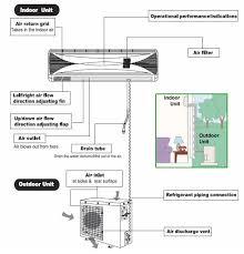 voltas ac wiring diagram 28 images o general split air