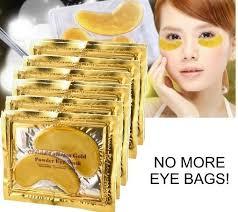 Jual Masker Mata Collagen Di Surabaya jual masker mata collagen gold eye bag mask eyemask murah