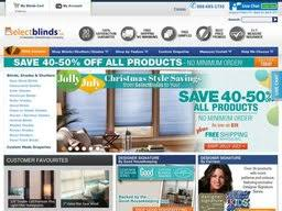 Select Blinds Ca 10 Off Extra 10 Selectblinds Canada Coupon Code Verified 37