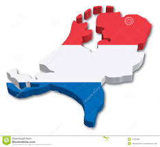 Holland Map Flag Map Of Holland Royalty Free Stock Photos Image 11269308