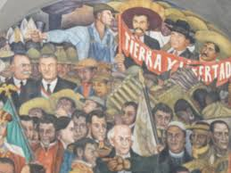 Diego Rivera Rockefeller Center Mural Controversy by In The Footsteps Of Diego Rivera