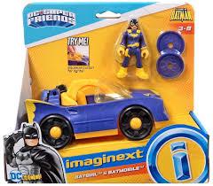 imaginext batmobile with lights fisher price dc super friends imaginext batgirl batmobile figure set