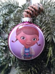 doc mcstuffins ornament doc mcstuffins stuffy the hallie