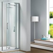 Shower Bifold Door Slimline Capella 800mm Bifold Door