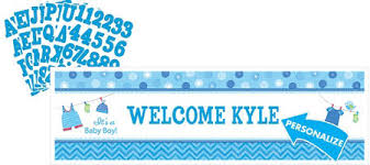 baby shower for boy it s a boy baby shower party supplies party city
