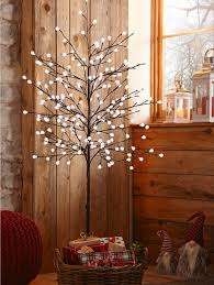 pre lit pre decorated christmas tree christmas lights decoration