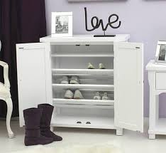 White Shoe Storage Cabinet White Shoe Storage Cabinet Furniture Decor Pinterest Shoe