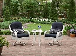 Outdoor Furniture Small Space Patio Furniture For Small Spaces Amazon Com