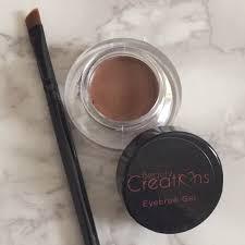 light brown gel eyeliner 75 off makeup last one beauty creations light brown brow gel poshmark