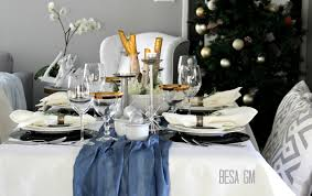 budget friendly holiday table setting ideas besa gm