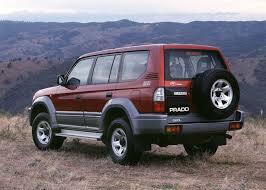 2000 toyota land cruiser review toyota landcruiser prado review 90 series 1996 02