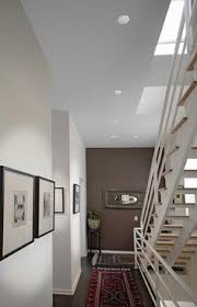 seamless lighting solution for hallways and entryways clean and